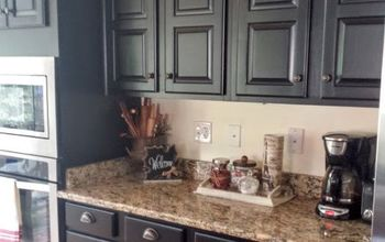 How To Paint Raised Panel Kitchen Cabinet Doors
