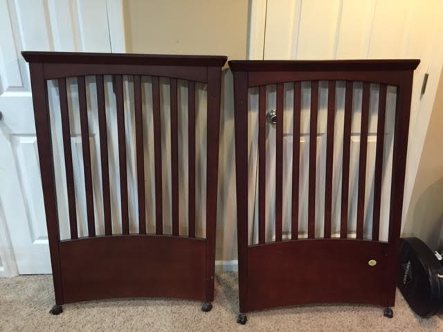 from nursery to guest room, bedroom ideas