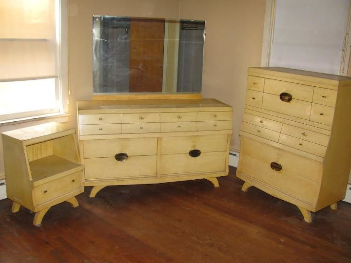 A Mid Century Modern Bedroom Set Makeover | Hometalk