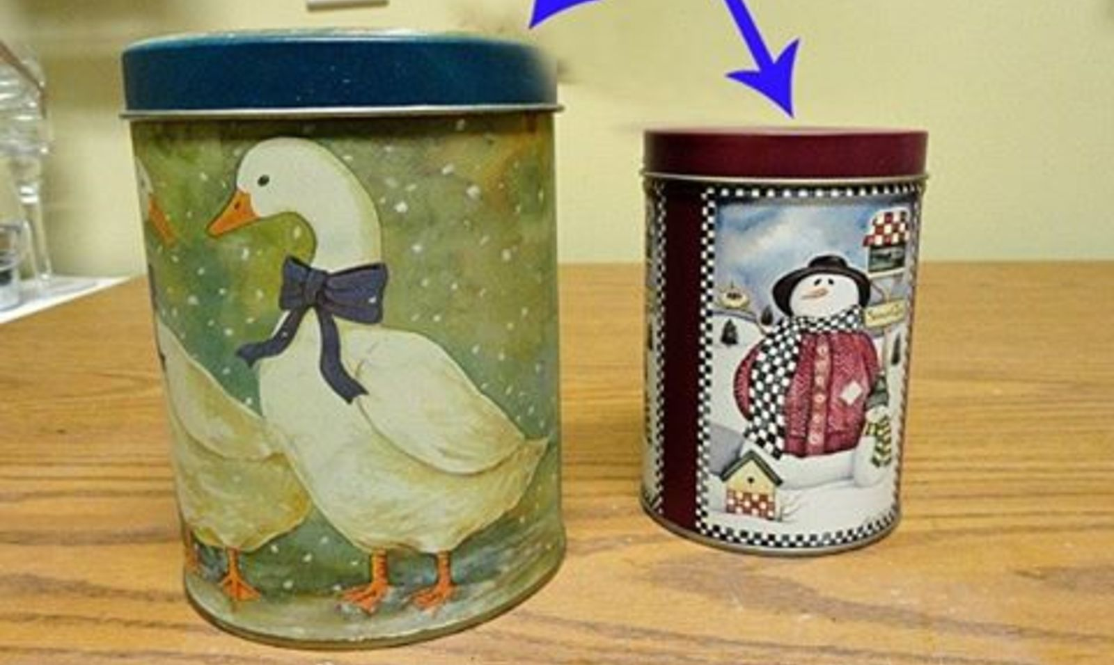 8 Clever Things To Do With Empty Christmas Tins Hometalk