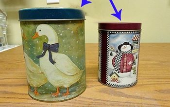 8 Clever Things to Do With Empty Christmas Tins