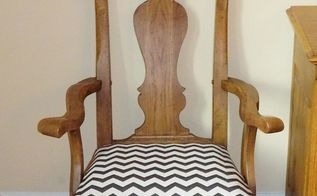 sitting pretty how to reupholster dining room chair seat covers, how to, reupholster