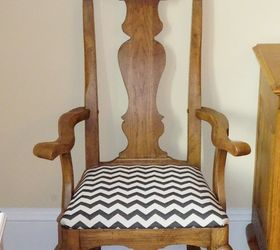 Sitting Pretty How To Reupholster Dining Room Chair Seat Covers, How To,  Reupholster Darla DeMorrow