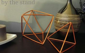 DIY Geometric Decor Shapes