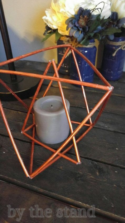 diy geometric decor shapes, home decor