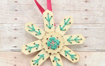 diy embroidery ornaments, christmas decorations, seasonal holiday decor