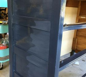 Old Fashioned Milk Paint To The Rescue For This Serpentine Dresser, Painted  Furniture, Painting