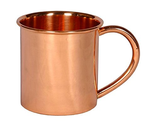How Can Keep Pure Copper Cup Shiny And Free From