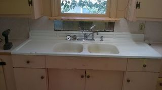 I Have A Double Sink Just Like It If Anyone Wants And Is Willing To Pay For Shipping From Bc Canada Your Welcomed