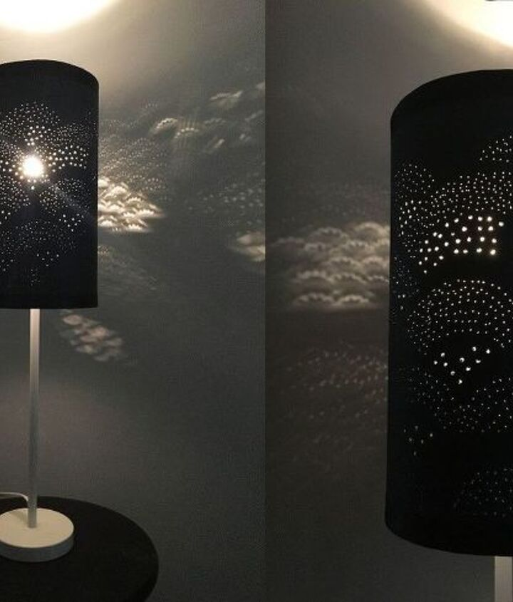 s pamper your guests without spending money 13 ideas , home decor, Set up a bedside light for easy reading