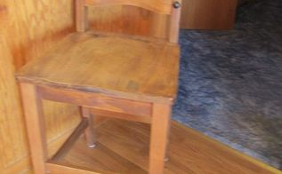 q what could i do to my stools , furniture cleaning