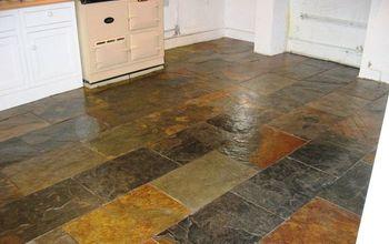 How to Clean Slate Floors?
