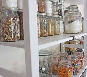 Create An Open Shelving Pantry With Ikea Shelves, Closet, Kitchen Cabinets,  Shelving Ideas
