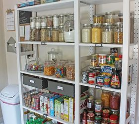 Delicieux Create An Open Shelving Pantry With Ikea Shelves, Closet, Kitchen Cabinets,  Shelving Ideas