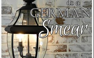 learn to do a german smear, painting