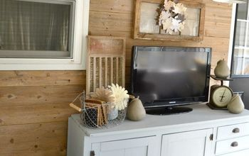 reclaimed wood wall for free