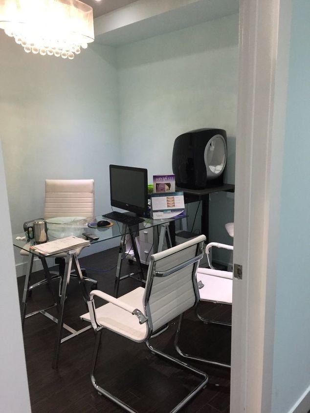 q medical spa consultation room, home improvement, Consultation room