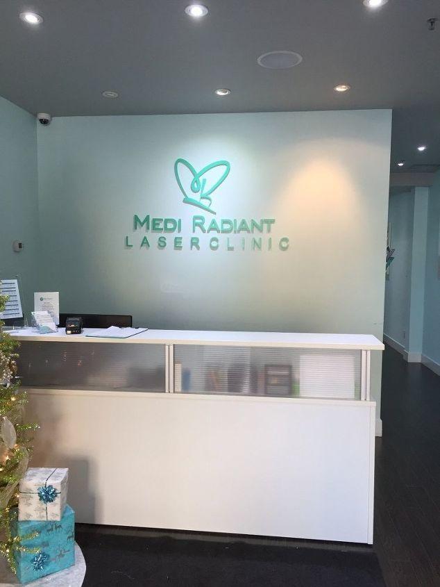 q medical spa consultation room, home improvement