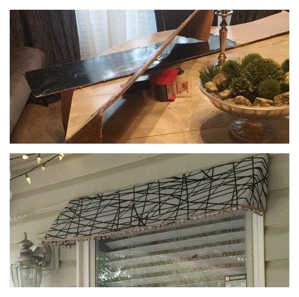 DIY Window Awning | Hometalk