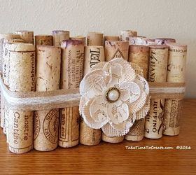 Make a Basket Out of Wine