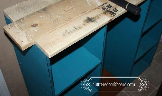 how i fixed our entryway storage problem, storage ideas