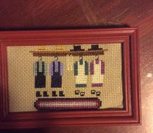 q amish cross stitch 2016