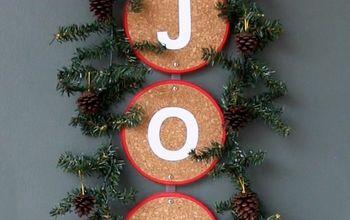 Christmas Decorating Ideas: Front Door Decoration