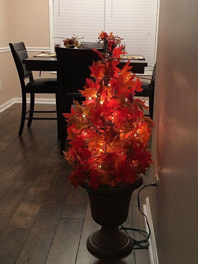 easy but fun diy decorative tree