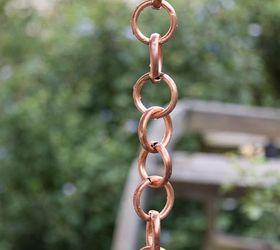 diy rain chain DIY Rain Chain