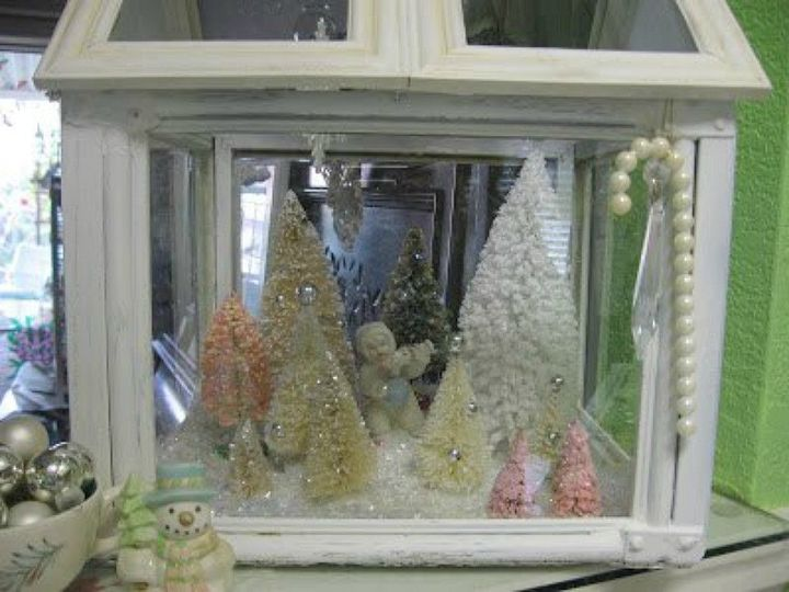 s take picture frames off your walls for these 15 brilliant ideas, Or turn it into a glass house for Christmas
