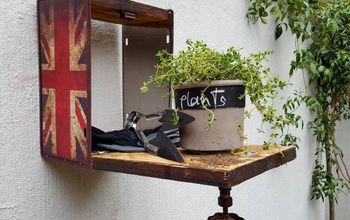 DIY: Make a Mini Potting Shed