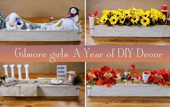 Build a Basic Tablescape Box