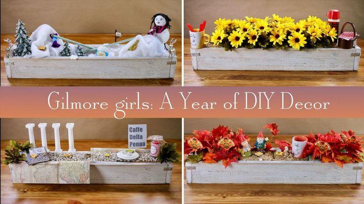 gilmore girls a year of seasonal decor, home decor
