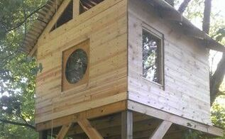 15 diy treehouses your kidz will love to play in