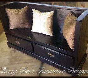 Sensational How To Turn An Old Dresser To Bench Seat Hometalk Evergreenethics Interior Chair Design Evergreenethicsorg