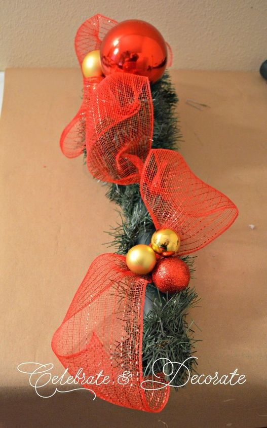dollar store diy christmas decorations, christmas decorations