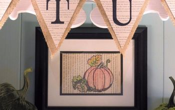 DIY Sharpie Art You Can Finish Before Thanksgiving
