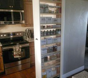 Medium image of install a pull out pantry in your wall