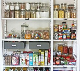 Get Open Pantry Shelving With IKEA Shelves