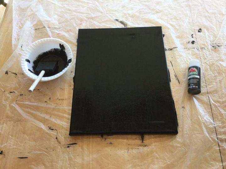 Easy Light Up Canvas Art Hometalk
