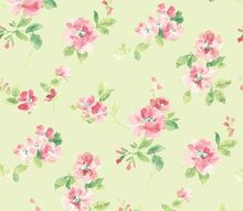 q wallpaper contact paper with vintage pattersns, wall decor