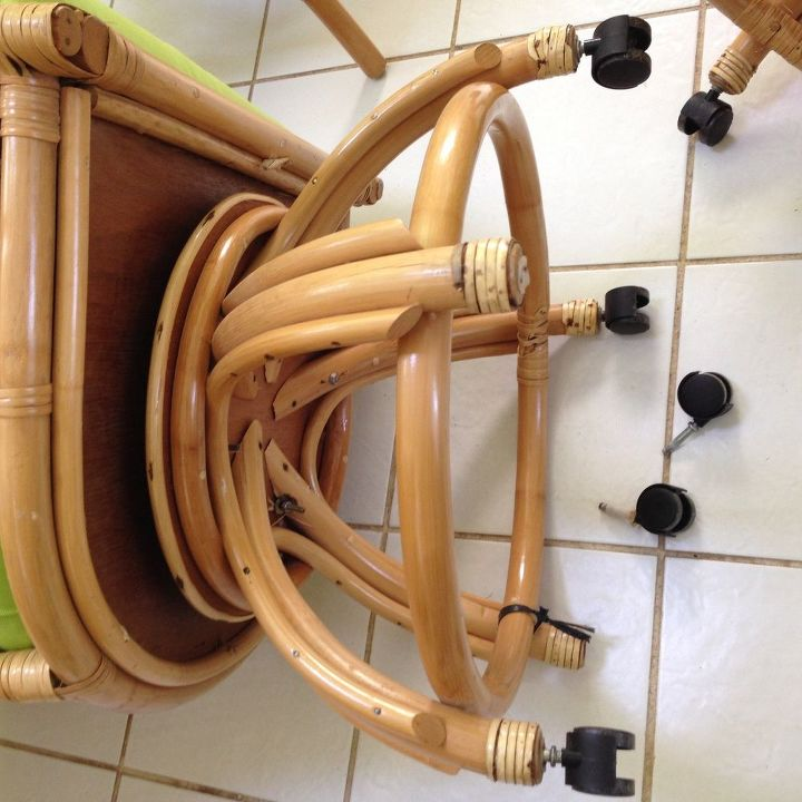 How To Repair Chair Casters Hometalk