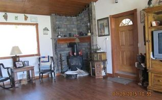 q replace a free standing gas stove with a wood stove , appliances