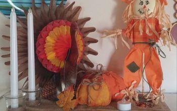 turkey day display