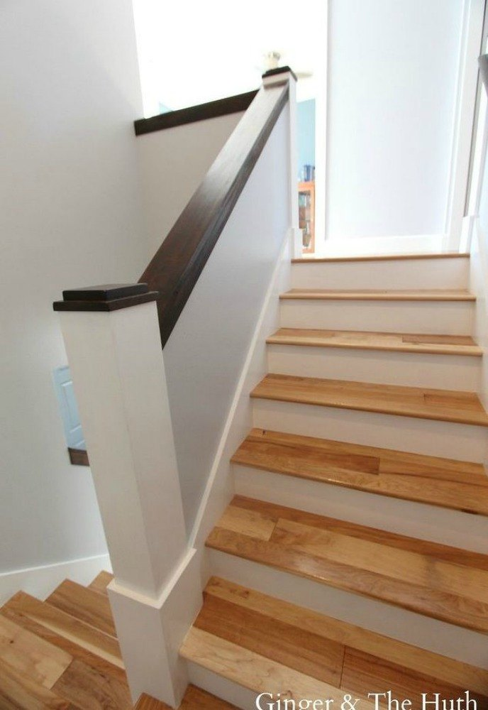 Diy Open Staircase Remodel