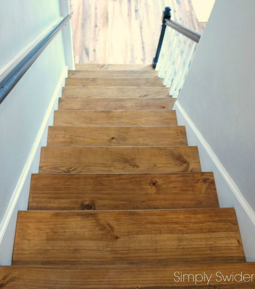 Get Rid Of Your Carpet Staircase Without Hiring A