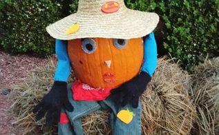 thanksgiving pumpkin dude