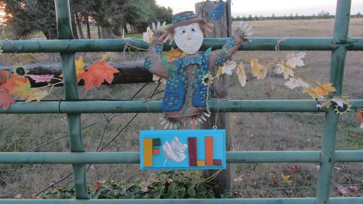 signs of fall, crafts
