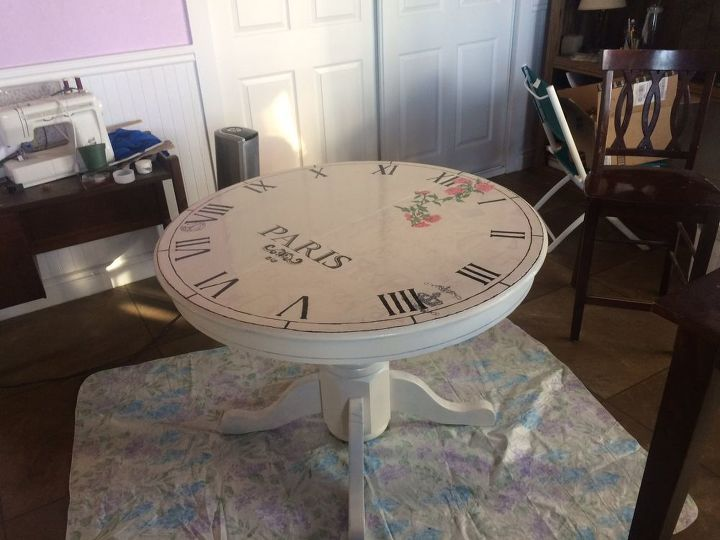 my usaveable table becomes my favorite table , painted furniture