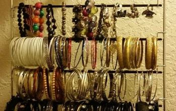 s 21 jewelry organizing ideas that are better than a jewelry box, organizing, This pant hanger for all your bracelets